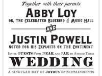8 invitaciones de boda vintage para comprar online