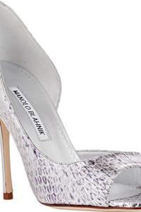 Chaussures Manolo Blahnik 2016