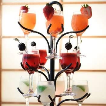 As bebidas mais originais e criativas para seu casamento: novidades de 2015
