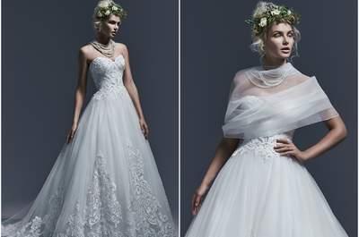 Лучшие модели Sottero and Midgley: свадебные платья о которых мечтает каждая невеста