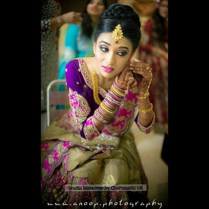 Credit: Charumathi GR and Anoop Photography
