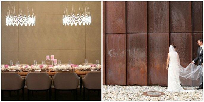 Mit viel Liebe zum Detail plant das Hochzeitswerk Ihre Hochzeitsfeier!