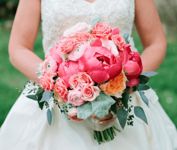 Los ramos de novia más lindos del 2013 - Foto Kristyn Hogan