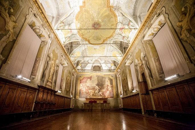 Sala Cenacolo - Museo Nazionale Scienza e Tecnologia Leonardo da Vinci