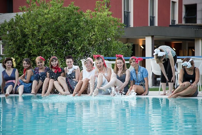 Hen Party - l'addio al nubilato