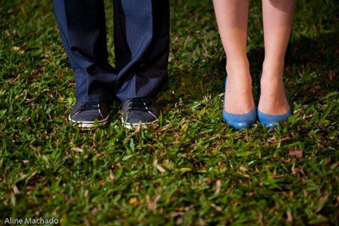 Umweltschutz sollte auch bei der Hochzeitsfeier angesagt sein. Foto: Aline Machado