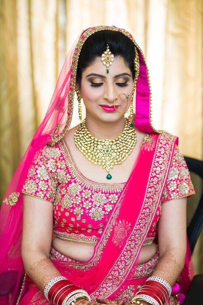 Makeup Artist: Avantika Kapur.