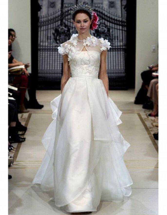Robes de mariée Reem Acra 2012