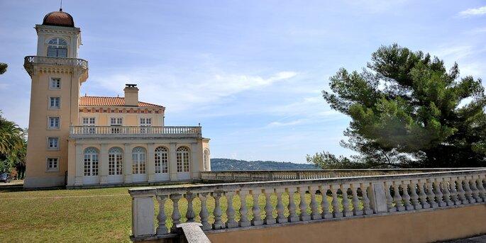 Le Château Saint Georges - Grasse