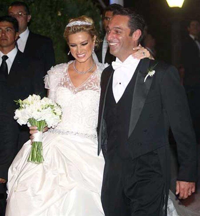 Vestido de novia de Elena Torruco