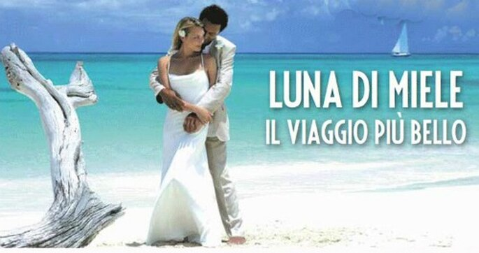 Sempre più spesso si sceglie di mettere in lista nozze una luna di miele da favola! Foto www.lemarmotte.it