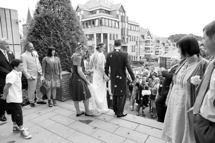 Envie d'une robe de mariée sur mesure, glamour et rétro ? - Photo : Ofildelo