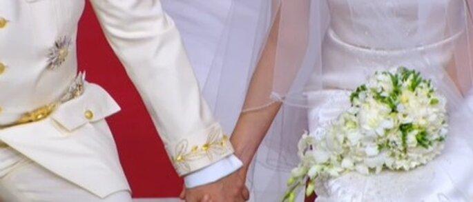 Der Brautstrauss von Charlene Wittstock