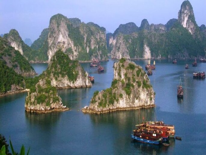 Halong Bay in Vietnam, Foto: Enchanting Travels