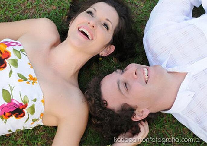 Hay formas de hacer del típico video de fotos de los novios algo original y entretenido.