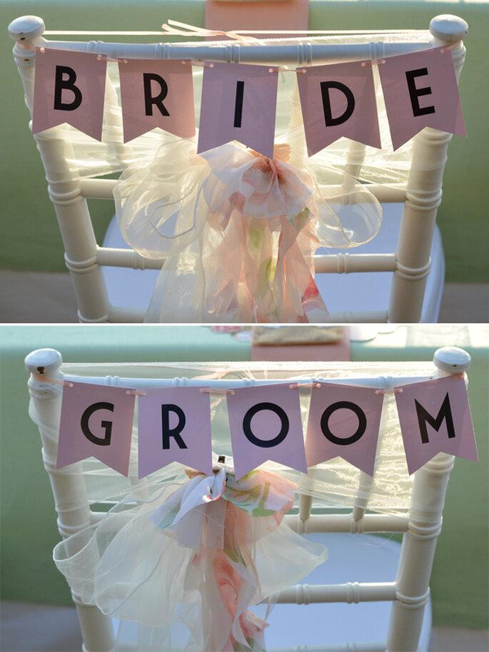 Los mejores acentos de color rosa para decorar tu boda - Foto Extremechan via Shutterstock