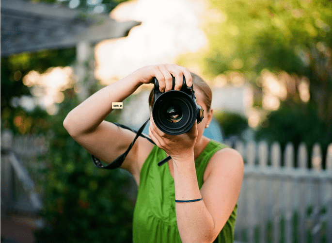 Splurge on a good photographer/videographer