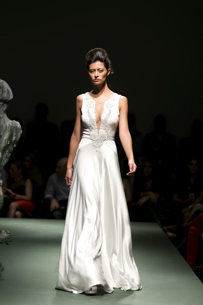 Vestido por Gio Rodrigues.