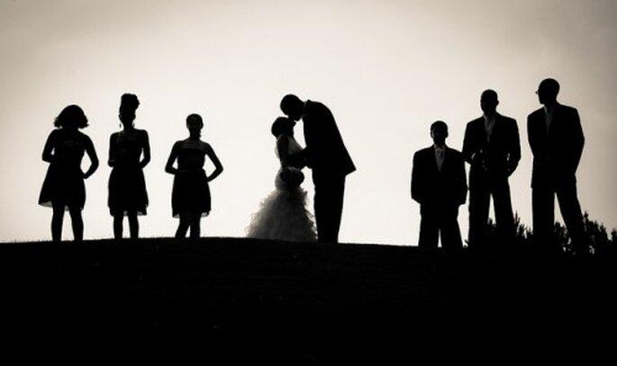 Los problemas típicos al planear una boda - Foto AfroDad en Flickr