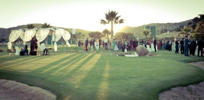 Cada vez se realizan más bodas verdes - Foto: Adrián Tomadín