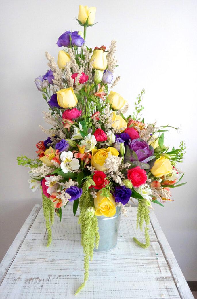 Visita la web de L´art Floral Vie