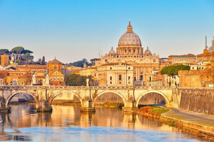 Roma - Foto via Shutterstock