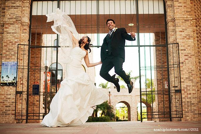 Fotografías para boda. Foto de Anahí Navarro.