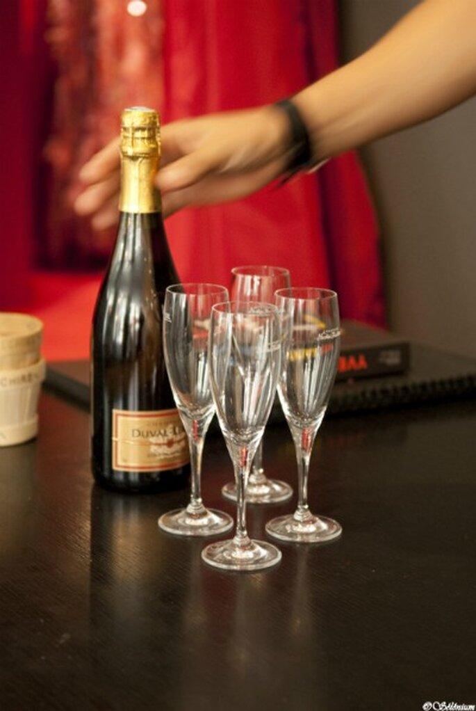 Faites des économies sur les boissons de votre mariage - Crédit photo : Selenium