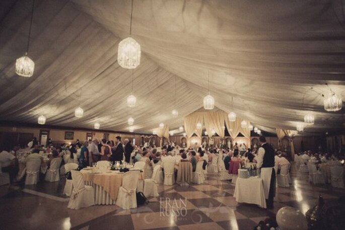 Banquete de Alta Cocina. Imagen Fran Russo
