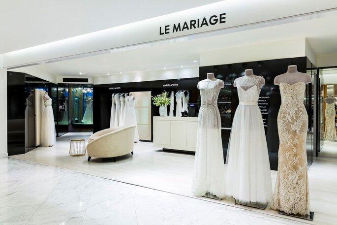 Les cr ateurs de robes de mari e paris les plus en vogue - Liste de mariage printemps ...