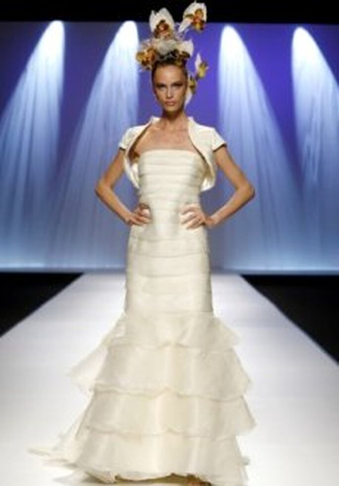 Colección de vestidos de novia Raffaello 2011