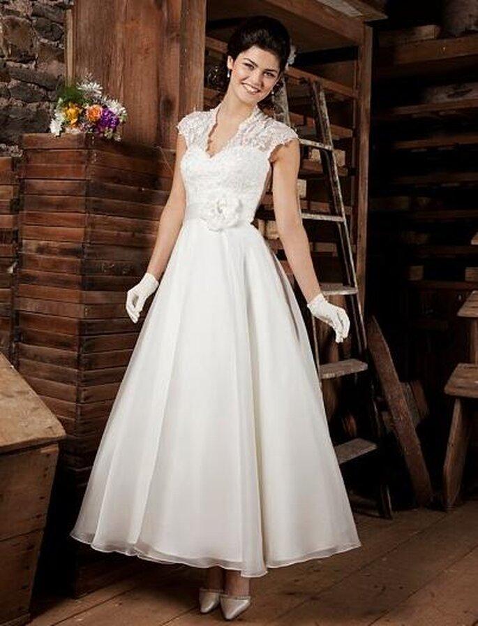 Vestidos de novia 2013. Foto de Sincerity.