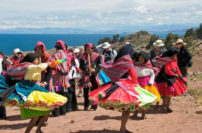 Photo : ©VIPAC - Lac Titicaca