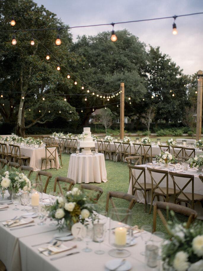 15 idées très ingénieuses pour votre mariage en plein air ! , Tim Willoughby