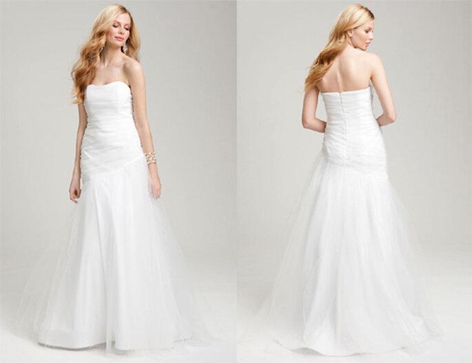 Elegante y exclusivo vestido de novia de Christian Siriano - Foto: Nordstrom