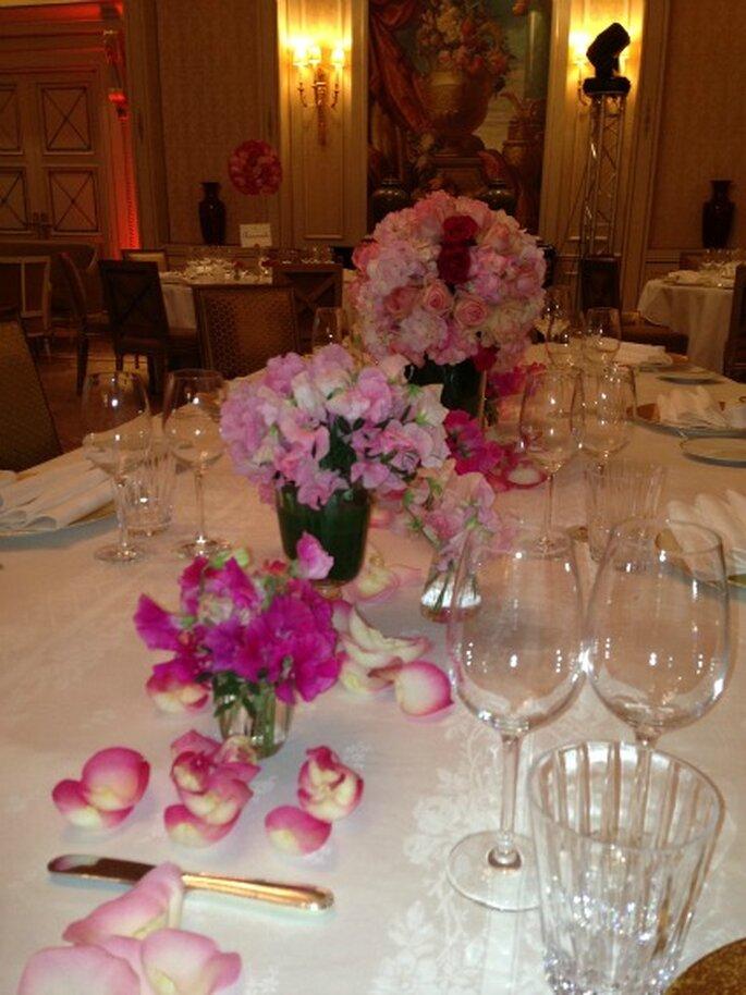 Pour éviter les tracas, déléguez l'organisation de votre mariage à une wedding planner - Photo : Les Papillons de Paris