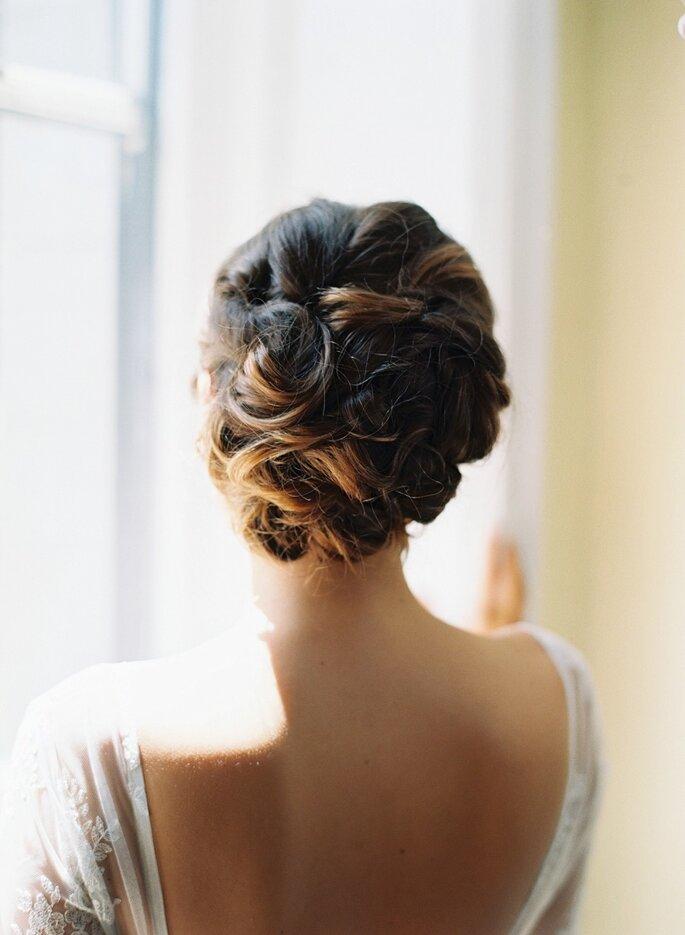 Peinados románticos 2016 - Elisa Bricker