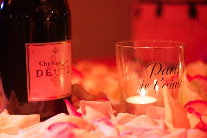 Wedding Planner: Il bianco e il rosa - Foto: Alain Mbouche