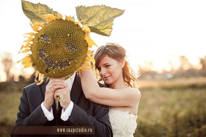 Macarrones para boda. Fotografía  Snap Studio