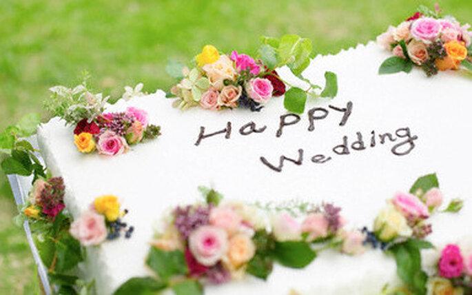 El pastel de bodas tiene una tradición...conócela!