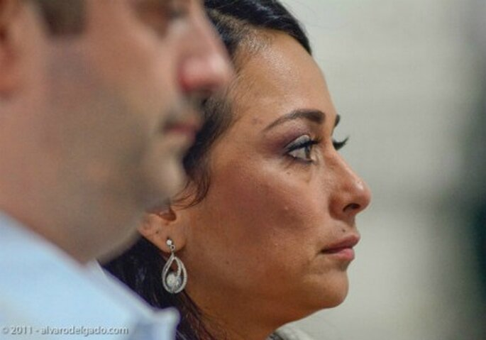 Maquillaje perfecto para la boda. Foto: Alvaro Delgado
