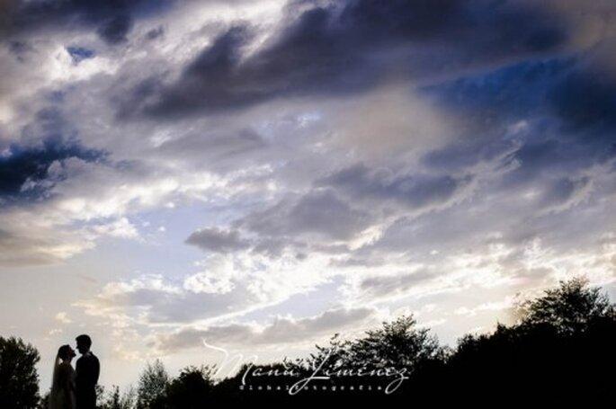 ¿Cómo conseguir un cielo de ensueño? La mejor opción es hacer tu sesión fotográfica en el campo. Foto de Manu Jiménez