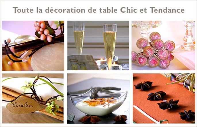 Des verrines aux assiettes en passant par les couverts, votre table sera entièrement écolo
