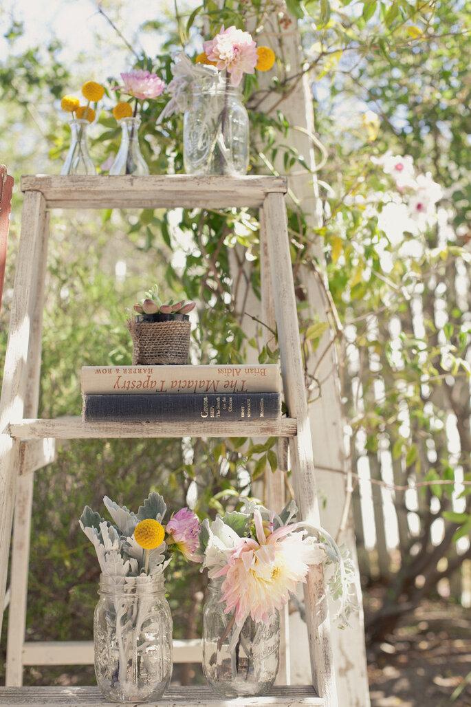 5 ideas innovadoras para decorar tu boda. Foto- onelove photography