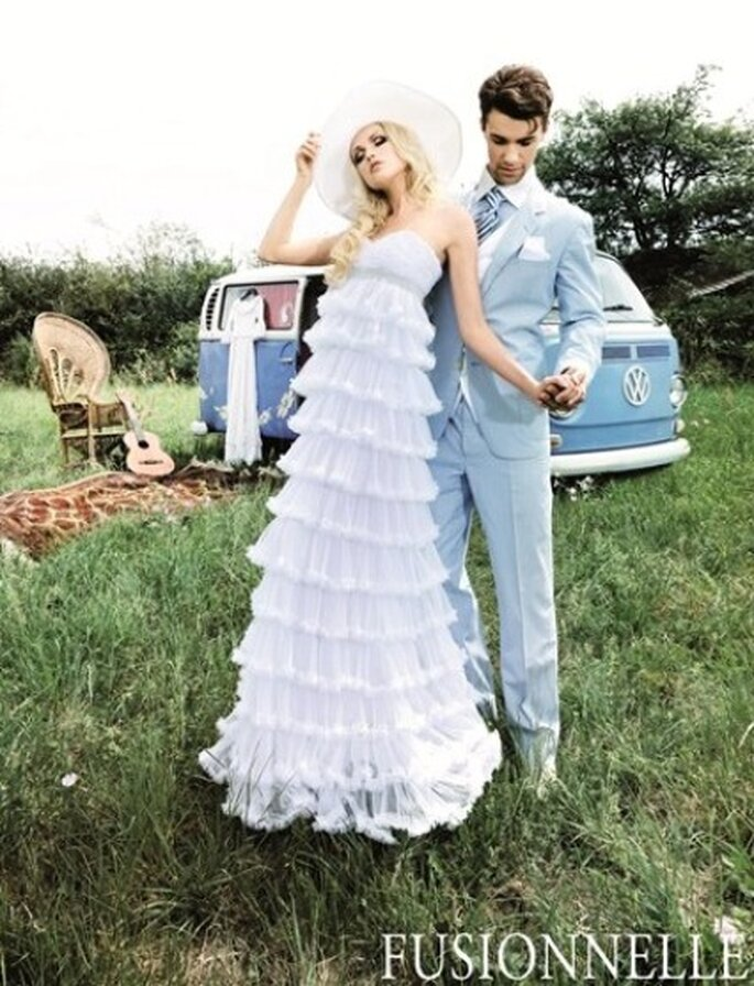Fusionelle collection 2012 Les Amoureux - Max Chaoul
