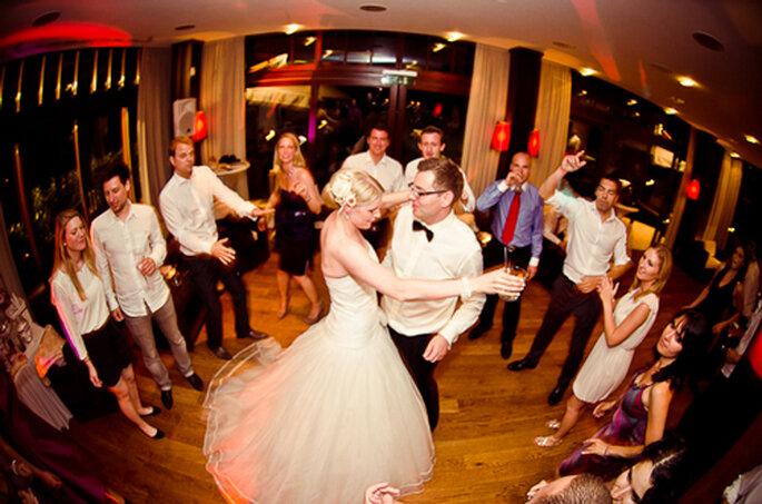 Hochzeitstanz. - Foto: jonpride.com