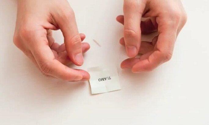 Una proposta di matrimonio unica? Foto: Moleskine.