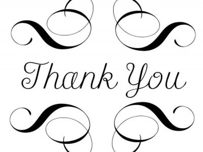 Wedding Thank You Note Etiquette