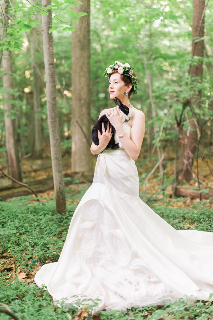 10 motivos para llevar a tu mascota a la boda. Foto- Kelly Sweet Photography