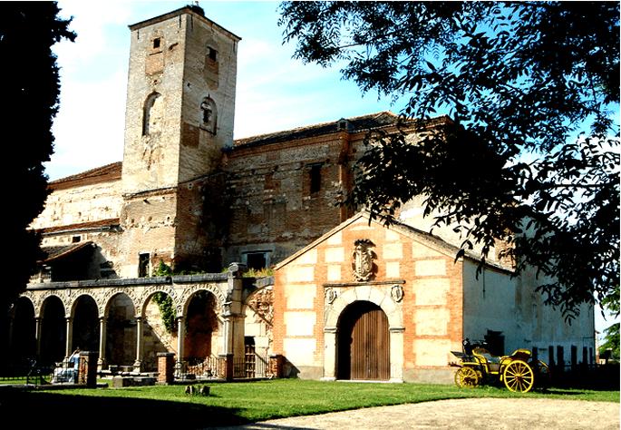 Foto: Abadía de Párraces